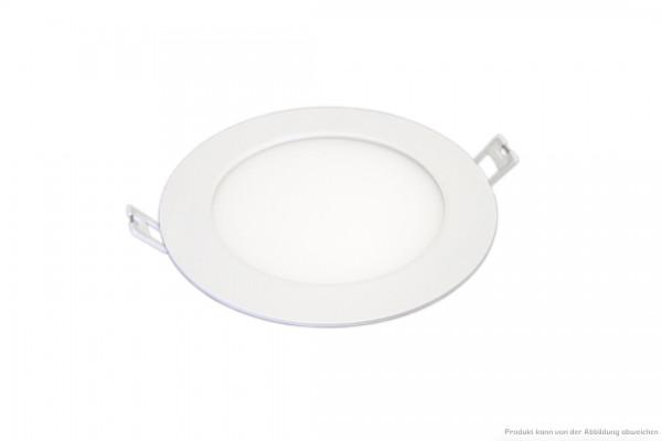 LED Downlight - 12 Watt - schaltbar - 3000 Kelvin - 1140 Lumen - weiß