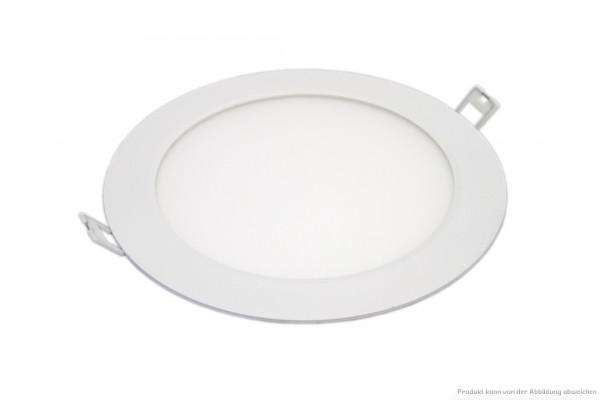 LED Downlight - 19 Watt - schaltbar - 3000 Kelvin - 1800 Lumen - weiß