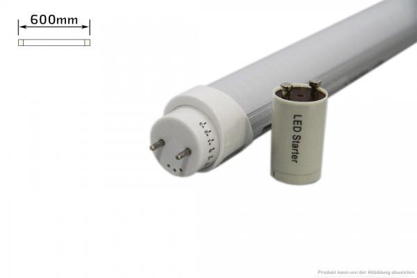 LED Röhre T10 retrofit - 10 W - 60 cm - 3000 Kelvin - 1000 Lumen -