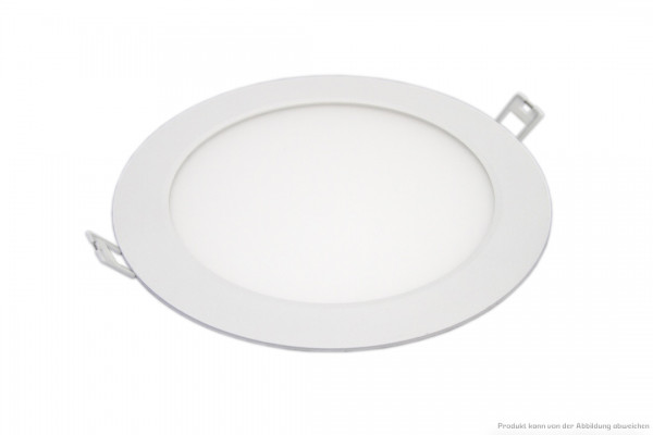 LED Downlight - 19 Watt - schaltbar - 4000 Kelvin - 1900 Lumen - weiß