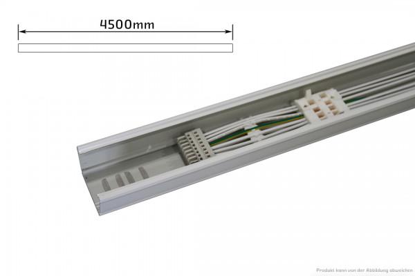 Endtragschiene - 8polig - Dali - 4500mm