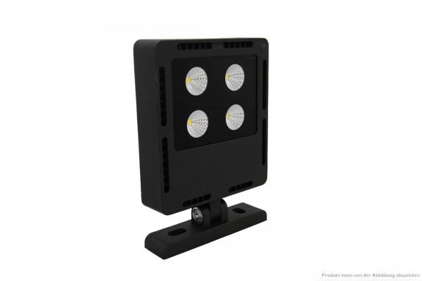 LED Strahler - 70 Watt - 4000 Kelvin - 7000 Lumen - schwarz