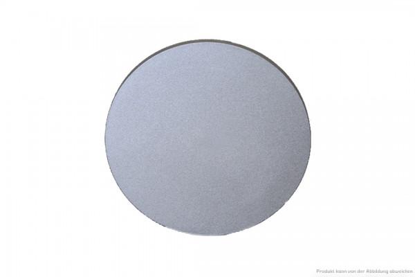 Abdeckung Anbauleuchte silber Ø 212mm für Art-Nr.: 100972/100973/100976/100977