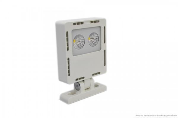 LED Strahler - 25 Watt - 4000 Kelvin - 2500 Lumen - weiß