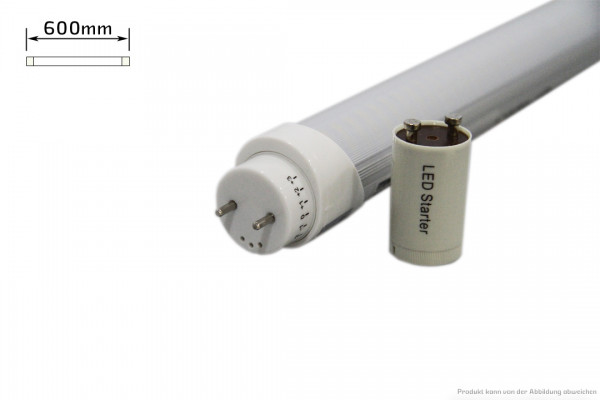 LED Röhre T10 retrofit - 10 W - 60 cm - 6000 Kelvin - 1100 Lumen