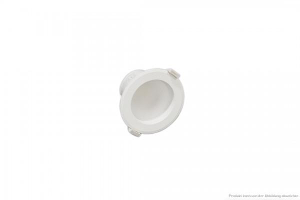 LED Downlight - 6 Watt - dimmbar - 3000 Kelvin - 530 Lumen - weiß
