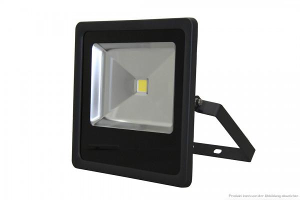 LED Flutlichtleuchte - 50 Watt - 4000 Kelvin - 4600 Lumen - schwarz
