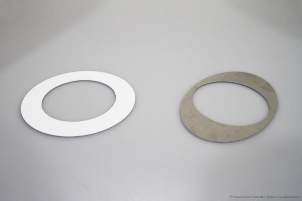 Sanierungs-Set bei Bestandslöcher von 172- 213mm - weiß