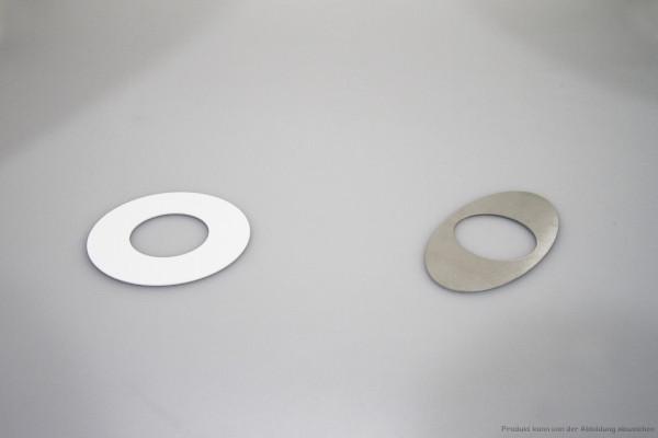 Sanierungs-Set bei Bestandslöcher von 95 - 135mm - weiß