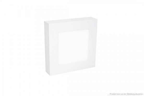 LED Anbauleuchte - 13 Watt - dimmbar - 3000 Kelvin - 1000 Lumen - weiß