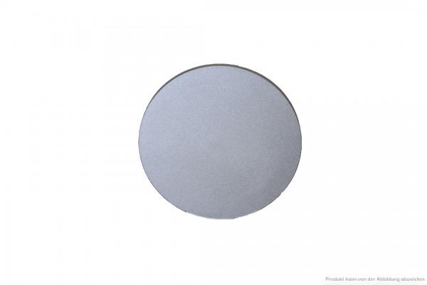 Abdeckung Anbauleuchte silber Ø 163mm für Art-Nr.: 100970/100971/100974/100975