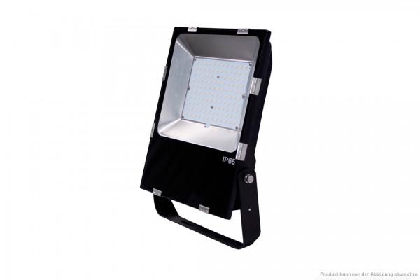LED Flutlichtleuchte - 100 Watt - 4000 Kelvin - 12400 Lumen - schwarz