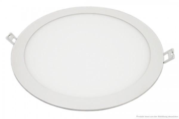 LED Downlight - 22 Watt - schaltbar - 3000 Kelvin - 2100 Lumen - weiß