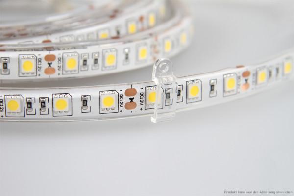 LED Stripe - 12 Watt/m - 3000 Kelvin - 780 Lumen - IP 65