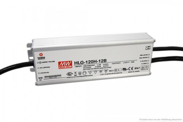 Dimmbares 12 V Netzteil für LED-Stripe - 120 Watt - dimmbar 1 - 10 V DC - IP 67