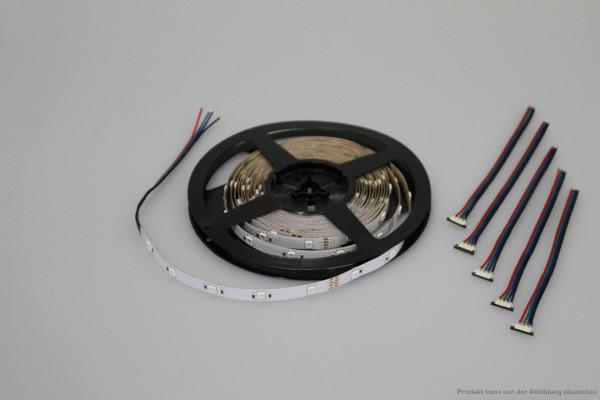 LED Stripe - 7,2 Watt/m - RGB - IP 20