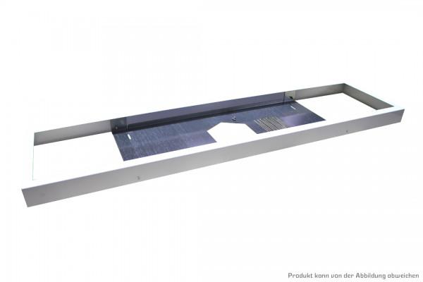 Premium Aufbaugehäuse weiß für rechteckige LED Panelleuchten
