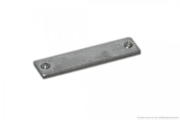 Aufbauprofilverbinder schraubbar für Aufbauprofilschienen