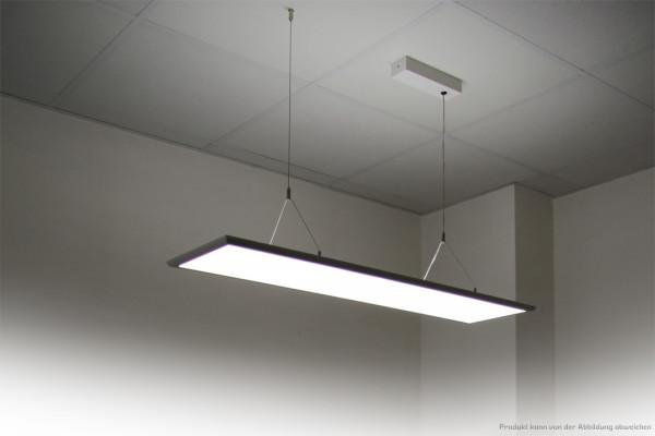 LED Pendelleuchte - 40 Watt - 4000 K - U:1200lm D:2800lm - weiß - BAP