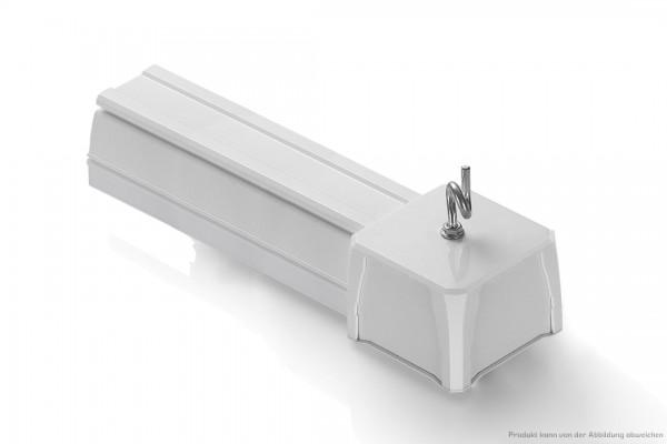 Endbox für Lichtband 5 & 8pol. für Endtragschienen