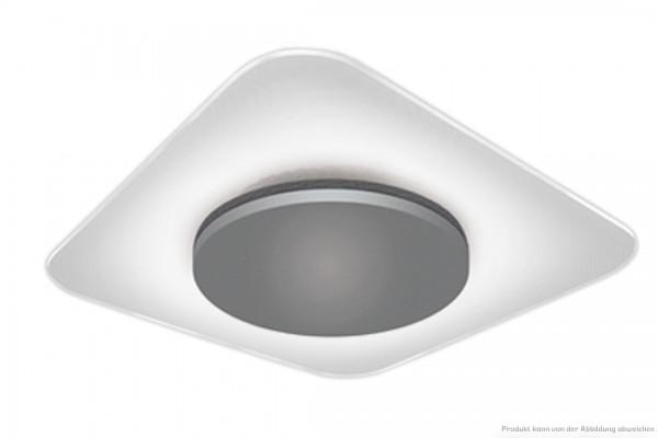 LED Anbauleuchte - 24 Watt - schaltbar - 3100 Kelvin - 2160 Lumen - eckig