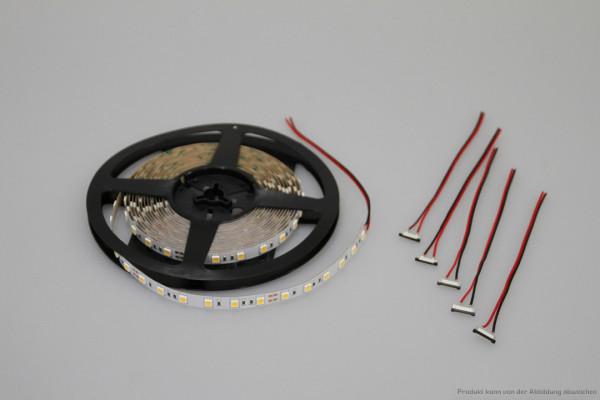 LED Stripe - 14,4 Watt/m - 3000 Kelvin - 1260 Lumen - IP 20