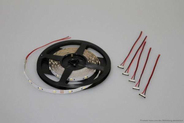 LED Stripe - 7,2 Watt/m - 4200 Kelvin - 640 Lumen - IP 20
