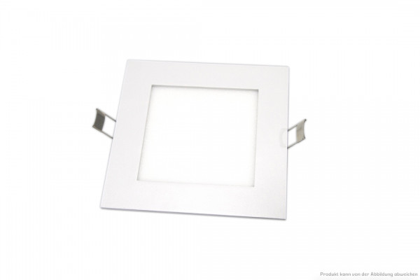 LED Downlight - 13 Watt - schaltbar - 3000 Kelvin - 1000 Lumen - weiß