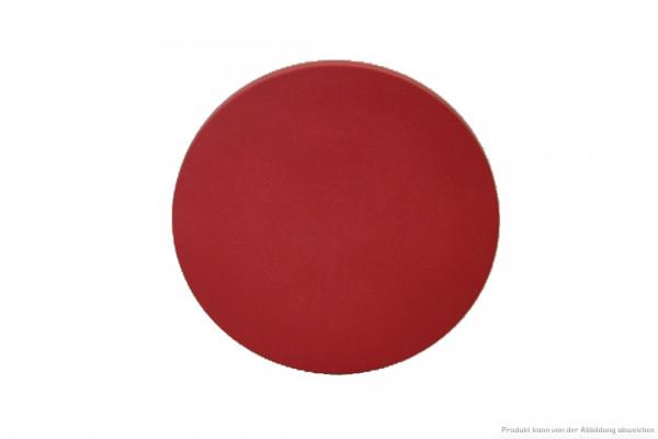 Abdeckung Anbauleuchte rot Ø 212mm für Art-Nr.: 100972/100973/100976/100977