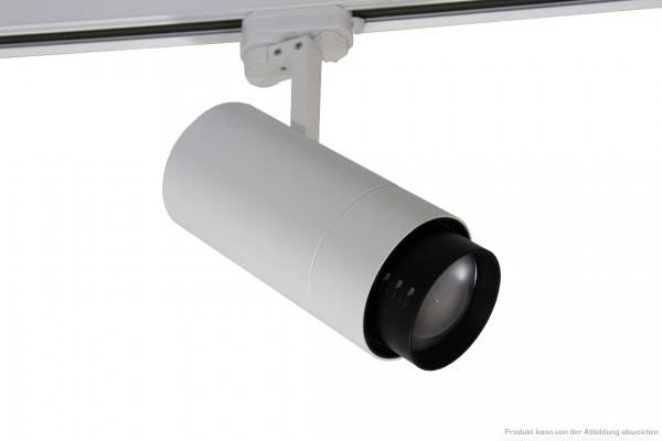 LED Schienenstrahler - 35 Watt - 3000 Kelvin - 1570 - 3270lm - weiß