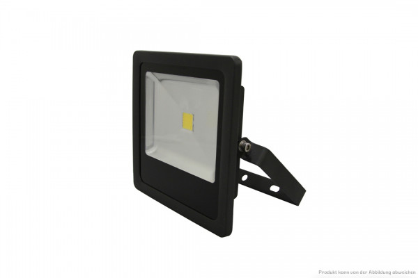 LED Flutlichtleuchte - 30 Watt - 4000 Kelvin - 3200 Lumen - schwarz