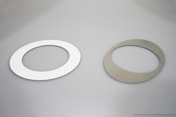 Sanierungs-Set bei Bestandslöcher von 188 - 228mm - weiß