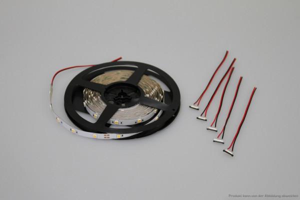 LED Stripe - 7,2 Watt/m - 3000 Kelvin - 600 Lumen - IP 20