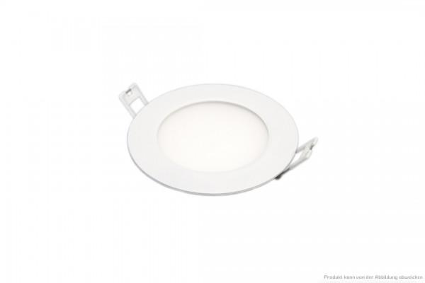 LED Downlight - 6 Watt - schaltbar - 3000 Kelvin - 570 Lumen - weiß
