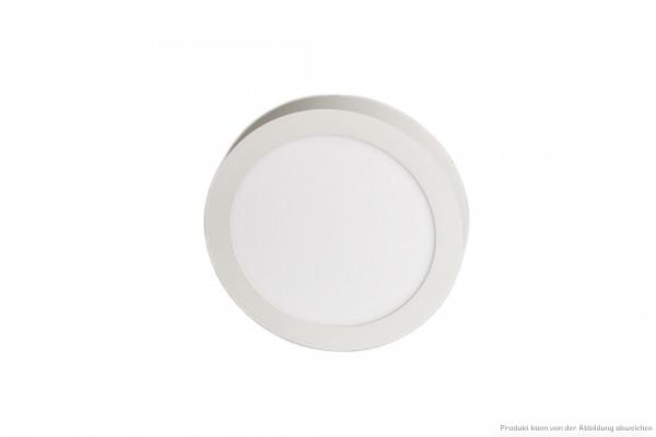 LED Anbauleuchte - 9 Watt - schaltbar - 4200 Kelvin - 848 Lumen - weiß