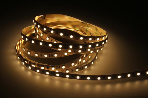 LED Stripe - 12 Watt/m - 3000 Kelvin - 780 Lumen - IP 20