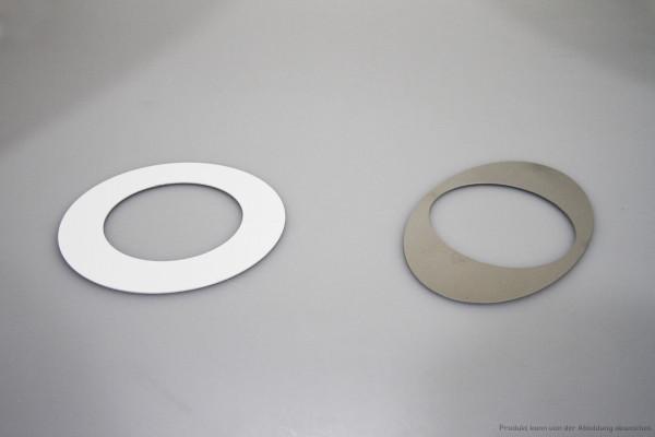 Sanierungs-Set bei Bestandslöcher von 152 - 192mm - weiß