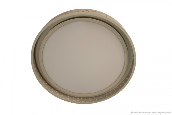 LED Anbauleuchte - 16 / 36 Watt - In: 3000 K., Au: 4000 K. - 4000 Lumen