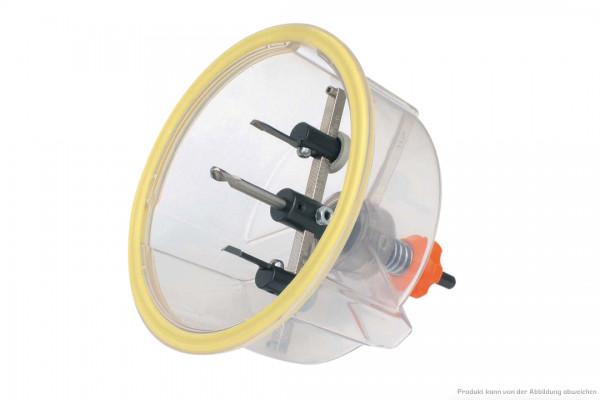 Universal Kreisschneider mit Schutzhaube Ø 48 bis 230mm
