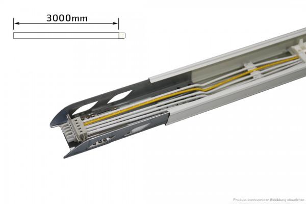Durchgangstragschiene - 5polig - schaltbar - 3000mm