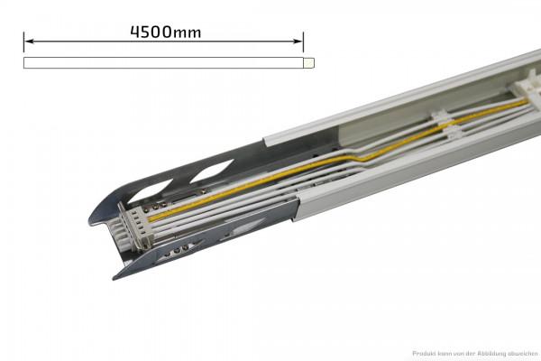 Durchgangstragschiene - 8polig - Dali - 4500mm